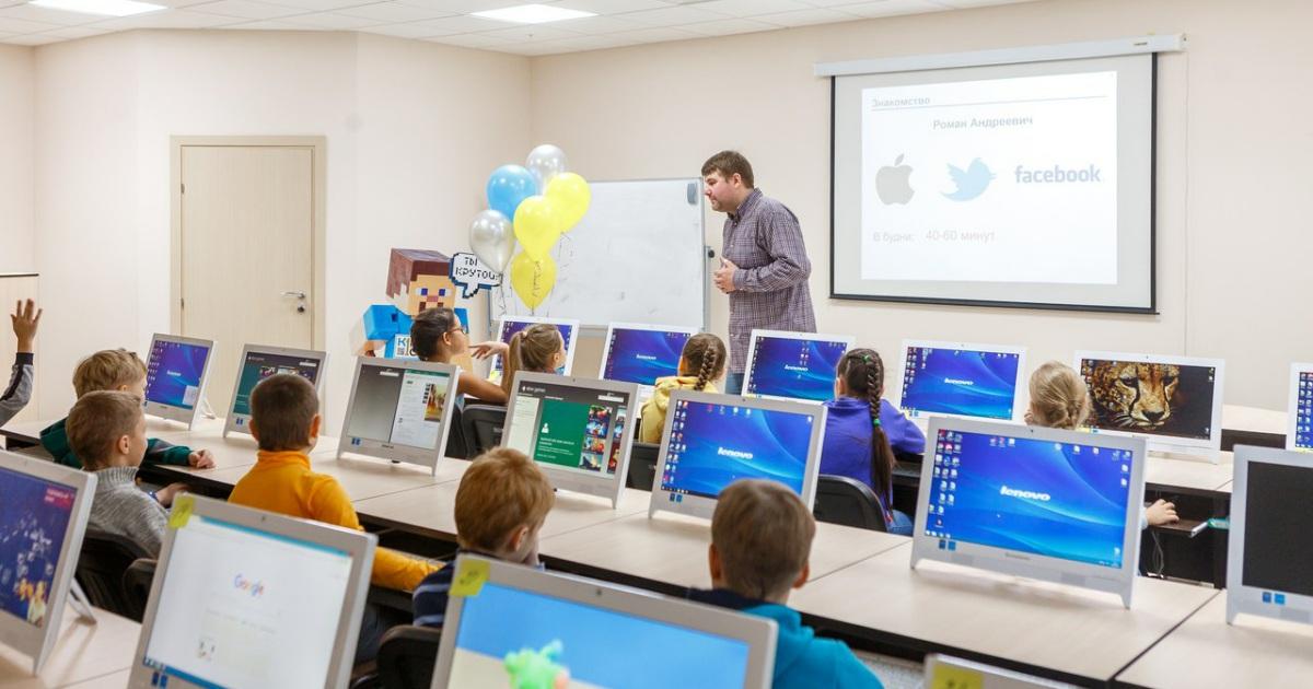 Внедрение Интернета в школах стимулирует рынок